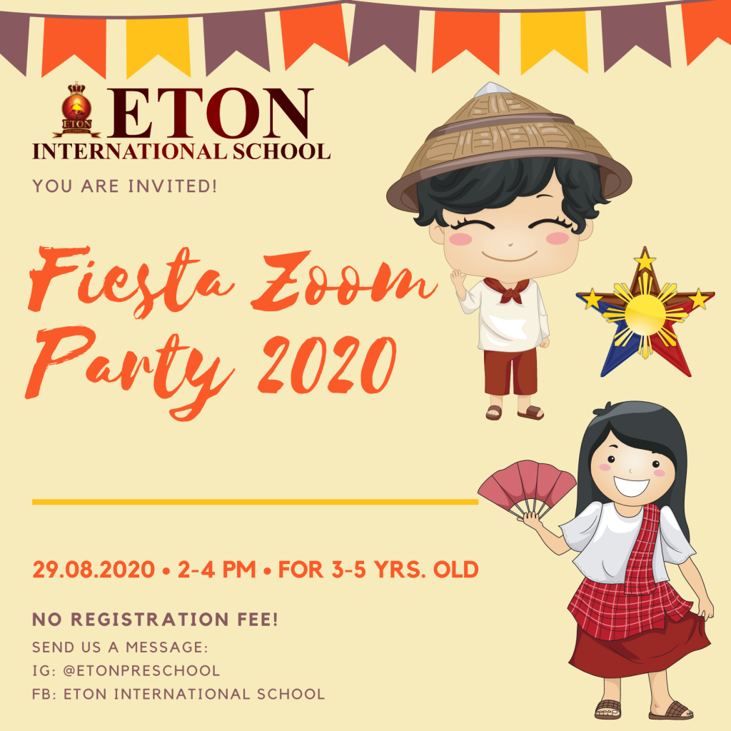 Fiesta Zoom Party 1